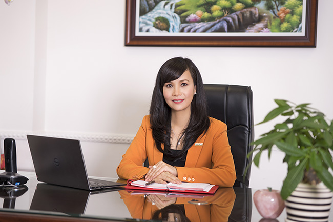 Ms. Tran Tuan Anh officially took over the position of Chief Executive Officer of Kienlongbank
